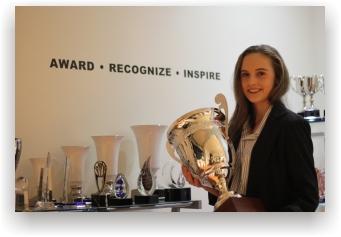 Cosgrave Awards showroom