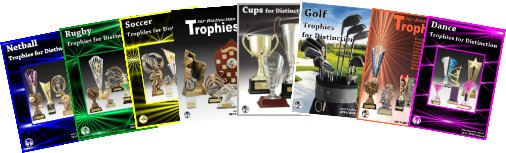 Cosgrave Awards Catalogues
